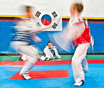 2012-06-30_Ireland_Belfast_Taekwondo_Sparring3769