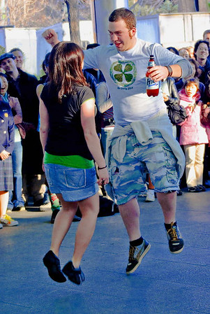 2007 Irish Festival and St Patrick's Day Parade, Seoul
