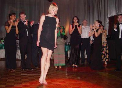 Emerald Charity Ball 2003