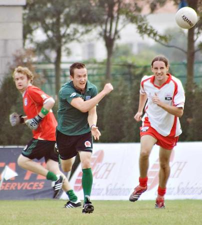 Seoul Gaels at Shanghai GAA Tournament, 2006