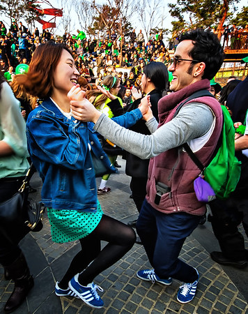 St. Patrick's Week in Seoul 2014