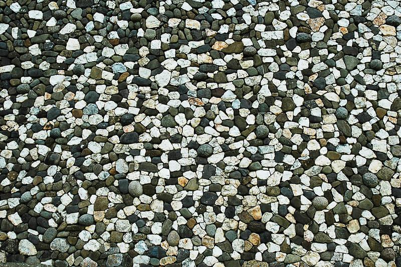 Stonework detail: Newgrange