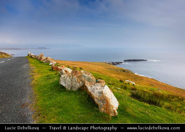 Europe - Ireland - Éire - Airlann - Airlan - County Mayo - Achi