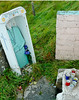 Shrine and sacred well of St Kieran, County Donegal