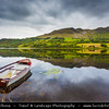 Europe - Ireland - Éire - Airlann - Airlan - County Leitrim - Glencar Lough Lake