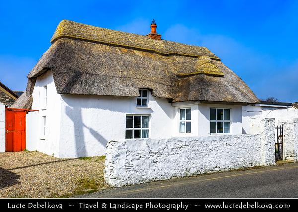Europe - Ireland - Éire - Airlann - Airlan - County Wexford - K