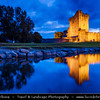 Europe - Ireland - Éire - Airlann - Airlan - County Kerry - Killarney National Park - Páirc Náisiúnta Chill Airne - First national park established in Ireland - Ross Castle - Ancestral home of the O'Donoghue clan located on the edge of Lough Leane