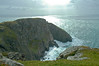 The highest sea cliffs in Europe are in County Donegal.