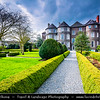 Europe - Ireland - Éire - Airlann - Airlan - Kilkenny - PCI College - Butler House - One of most popular visitor attractions & heritage sites in medieval city of Kilkenny