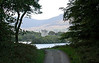 """View of Ross Castle on Lough Leane, County Kerry. If you saw the John Ford movie """"The Quiet Man,"""" you may recognize this spot as pretty much exactly where John Wayne kissed Maureen O'Hara."""