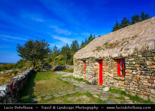 Europe - Ireland - Éire - Airlann - Airlan - County Galway - Connemara National Park - Páirc Naisiúnta Chonamara - Connemara Heritage & History Centre - Unique insight into the history and heritage
