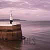 Lighthouse on North Pier, Ramsey, Isle of Man
