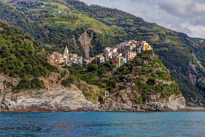 Cruising the Coast, Cinque Terre, Italy