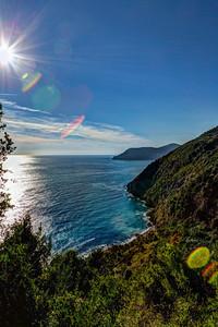 Trail #2 from Corniglia to Vernazza, Cinque Terre, Italy