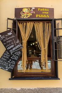 Pasta Curtain