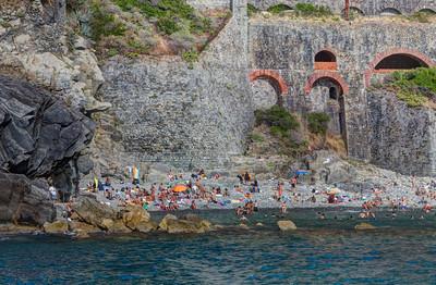 Riomaggiore Beach