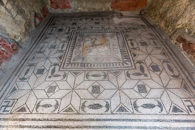Patterned Floor