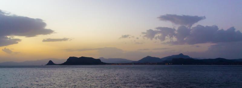 Sunrise Approach