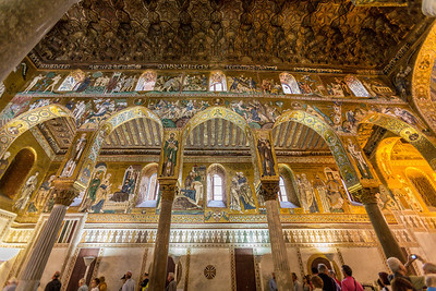 Mosaics of Biblical Stories