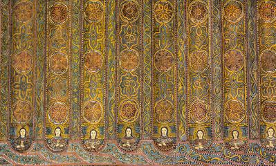 Ornate Ceiling Detail