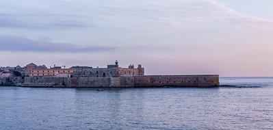 The Fort at Dawn