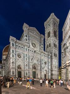 Duomo di Santa Maria, Firenze, Tuscany, Italy