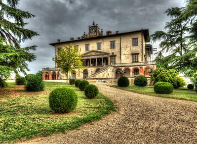 Medici Villa, Firenze, Tuscany, Italy