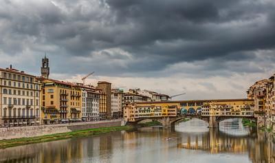 Ponte Vecchio, Firenze, Tuscany, Italy