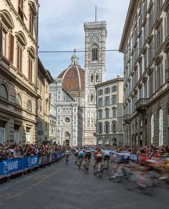Elite Women's Road Race, Firenze, Tuscany, Italy