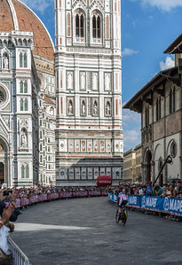 Men's Time Trial, UCI World Championship, Firenze, Tuscany, Italy