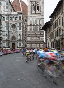 Junior Men's Road Race, Firenze, Tuscany, Italy