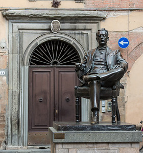Puccini, Lucca, Tuscany, Italy