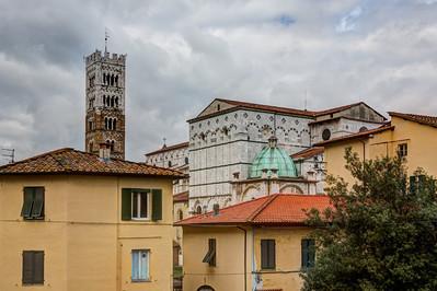 Duomo San Martin, Lucca, Cinque Terre, Italy