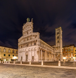 San Michele, Lucca, Tuscany, Italy
