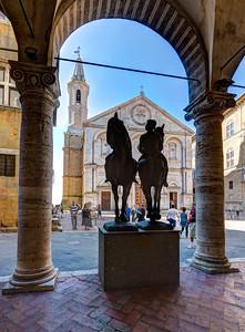 Silhouettes, Il Duomo