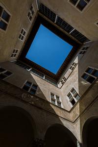 Ray of Light, Palazzo Piccolomini