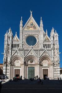 Front Facade of the Duomo