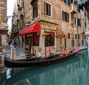 Gondola Parking