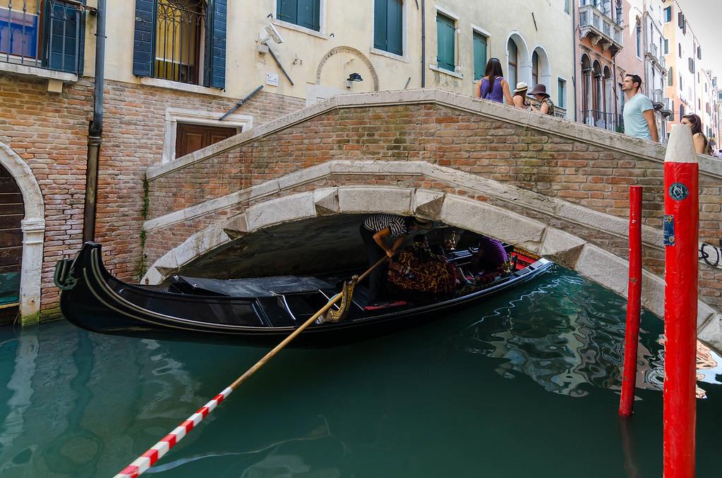 Gondola, San Marco