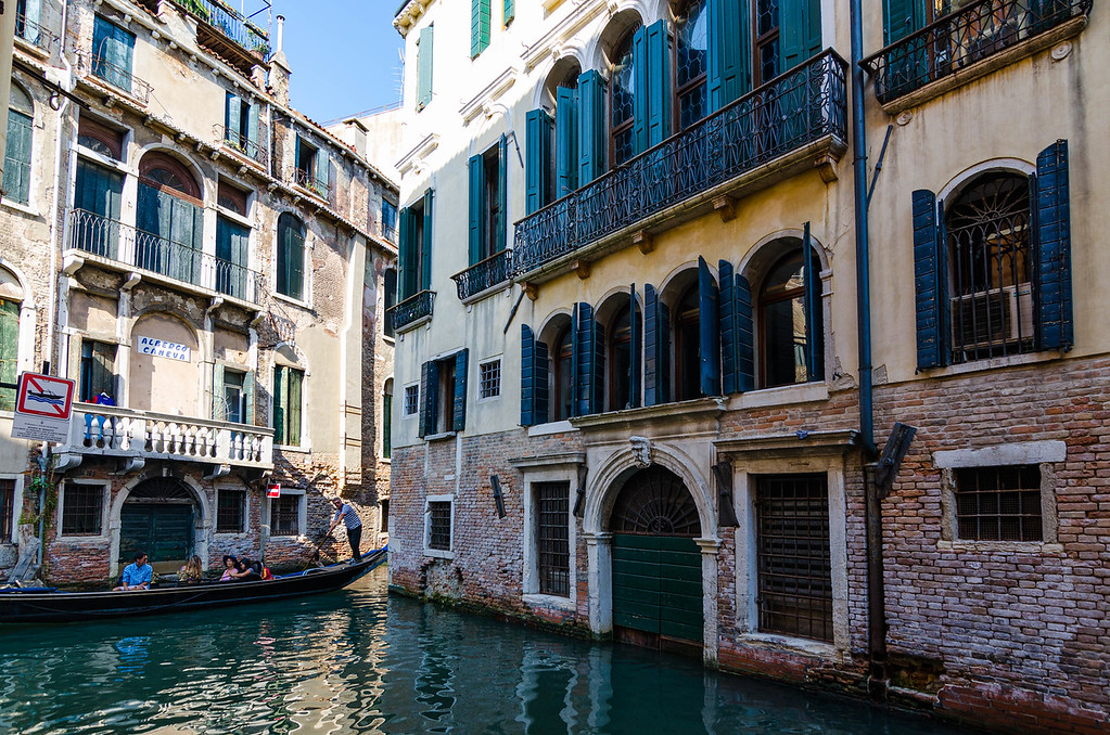 Canal, San Marco