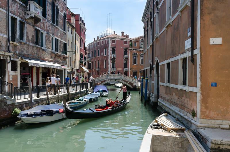 Canal, San Polo