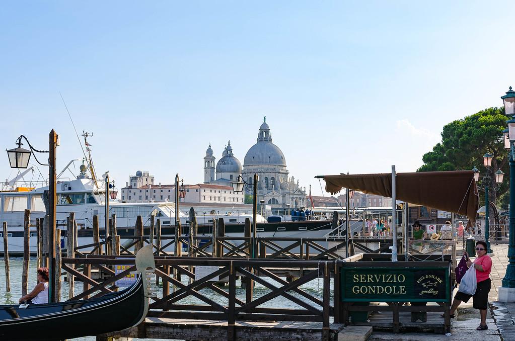 Docks, San Marco