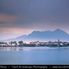 Italy - Italia - Alps - Alpine Lake Maggiore - Lago Maggiore - S