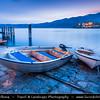 Italy - Italia - Northwestern Italy - Alps - Alpine Lake Orta - Lago d'Orta - Lago di San Giulio - San Giulio island - Isola San Giulio