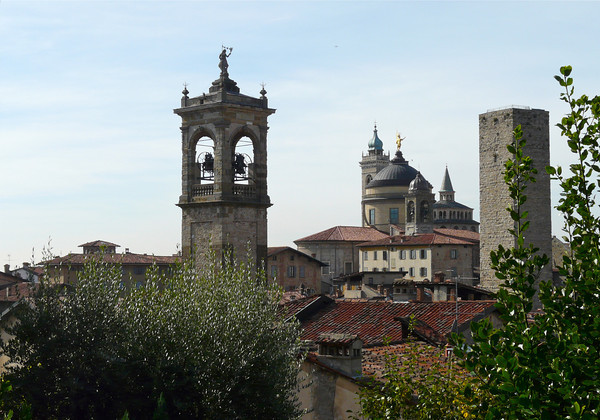 When we're asked where to visit in Northern Italy, Bergamo is at the top of the list.