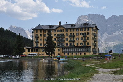 Misurina hotel