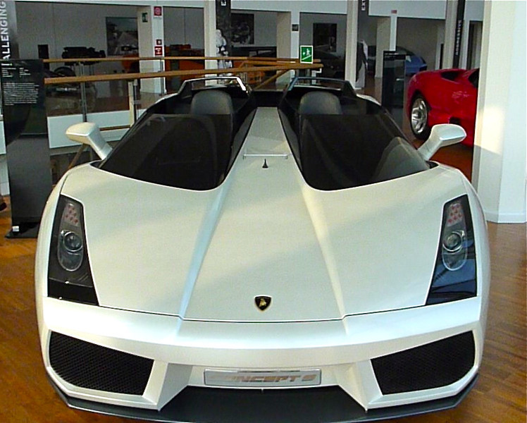 Boomer travel - bucket list - on a road trip in Italy, visit the Lamborghini Museum for a fun, boomer travel experience.