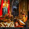 Europe - Italy - Italia - Rome - Roma - Santa Maria sopra Minerva - Basilica church -