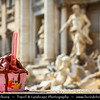 Europe - Italy - Italia - Rome - Roma - Traditional Gelago - Delicious Italian Ice Cream in local gelateria - Ice cream shops - The most authentic Italian experience