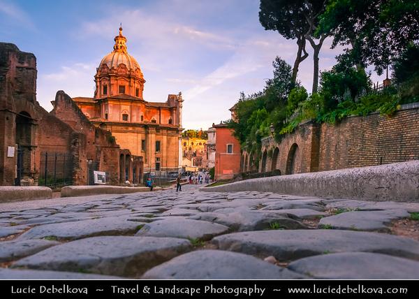 Europe - Italy - Italia - Rome - Roma - Historical City Center